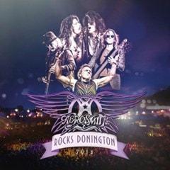 Aerosmith Rocks Donington - 1