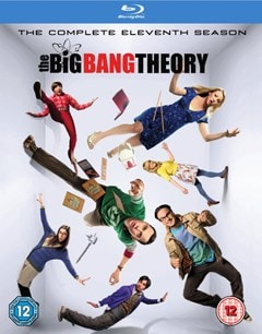 The Big Bang Theory: The Complete Eleventh Season - 1