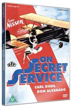 On Secret Service - 2