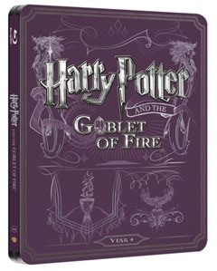 Harry Potter and the Goblet of Fire (hmv Exclusive) - 1