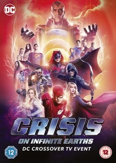 Crisis On Infinite Earths - 1