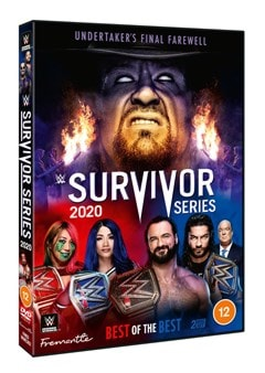 WWE: Survivor Series 2020 - 2