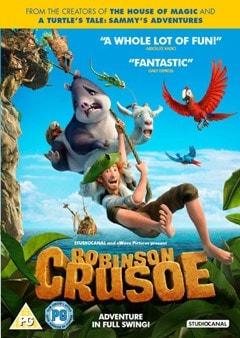 Robinson Crusoe - 1