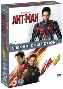 Ant-Man: 2-movie Collection - 2