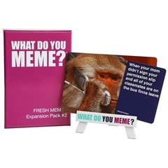 What Do You Meme? Fresh Memes Expansion: Pack 2 - 3