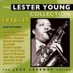 The Lester Young Collection: 1936-47 - 1