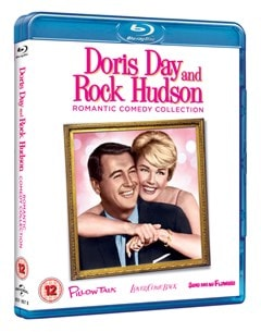 Doris Day and Rock Hudson Romantic Comedy Collection - 2