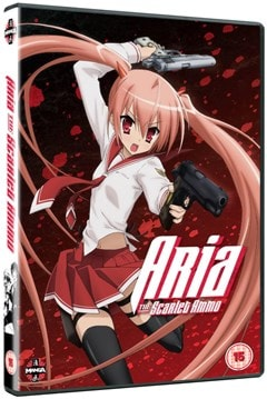 Aria the Scarlet Ammo - 2