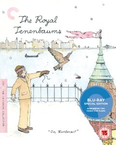 The Royal Tenenbaums - The Criterion Collection - 1