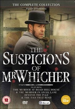 The Suspicions of Mr. Whicher: The Complete Collection - 1