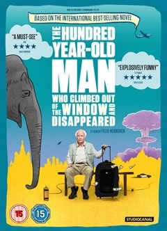 The Hundred Year-old Man Who Climbed Out of the Window... - 1