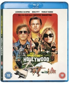 Once Upon a Time In... Hollywood - 2