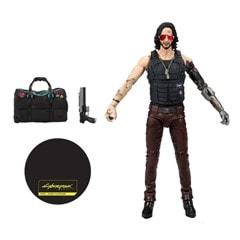 Cyberpunk 2077: Johnny Silverhand (Variant) Figurine - 1