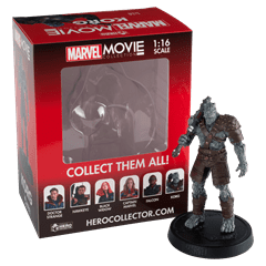 Korg (Special): Marvel Figurine: Hero Collector - 4