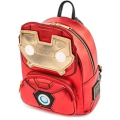 Iron Man: Light-Up Mini Loungefly Backpack - 2