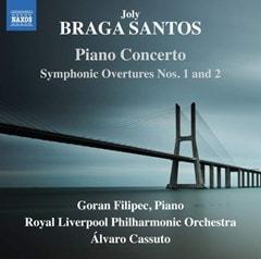 Joly Braga Santos: Piano Concerto/Symphonic Overtures/... - 1