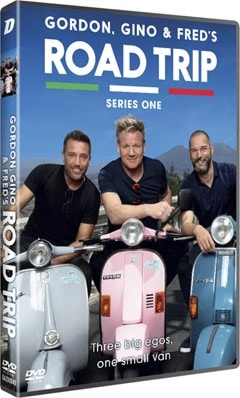 Gordon, Gino & Fred's Road Trip: Series One - 2