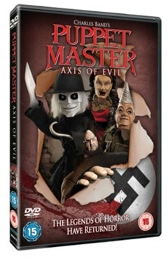 Puppet Master: Axis of Evil - 1