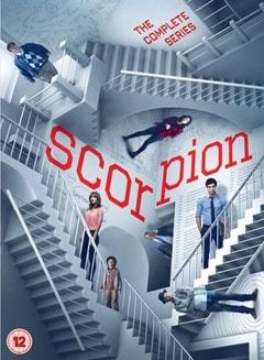 Scorpion: Season 1-4 - 1
