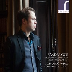 Fandango! Music for Solo Guitar and String Quartet - 1
