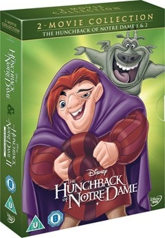 The Hunchback of Notre Dame: 2-movie Collection - 4
