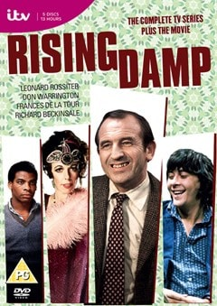 Rising Damp: The Complete Collection - 1