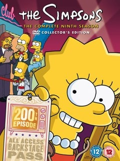 The Simpsons: The Complete Ninth Season - 1