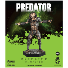 Predator: Unmasked Hero Collector Figurine - 5