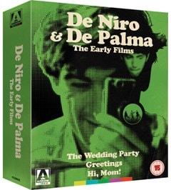 De Palma & De Niro: The Early Films - 2