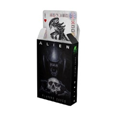 Alien Playing Cards - 1