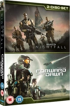 Halo 4 Forward Unto Dawn Halo Nightfall Dvd Free Shipping Over 20 Hmv Store