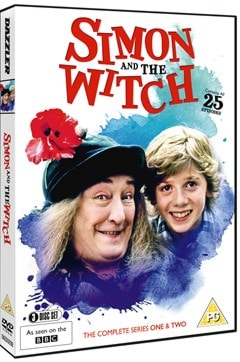 Simon and the Witch: The Complete Series One & Two - 2