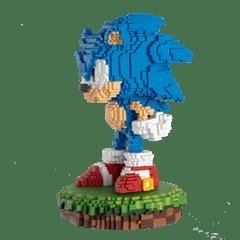16 Bit Sonic: Sonic Figurine: Hero Collector - 2