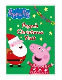 Peppa Pig: Peppa's Christmas Visit - 1