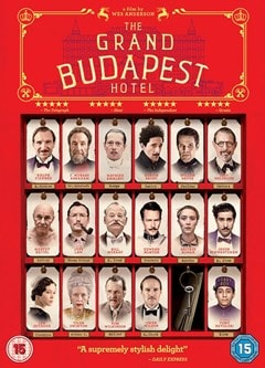 The Grand Budapest Hotel - 1
