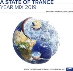 A State of Trance: Year Mix 2019 - 1