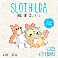 Slothilda Square 2022 Calendar - 1