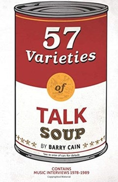 57 Varieties of Talk Soup !: Pop's Last Stand 1978-1989 - 1
