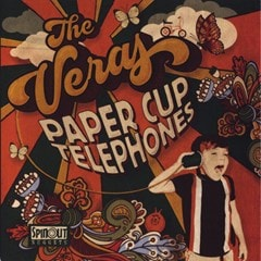 Paper Cup Telephones - 1