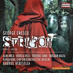 George Enescu: Strigoii/Ghosts - Geister - 1