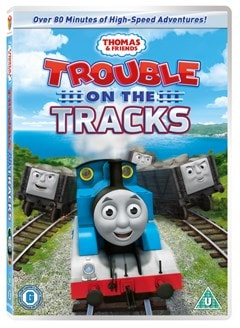 Thomas & Friends: Trouble On the Tracks - 2