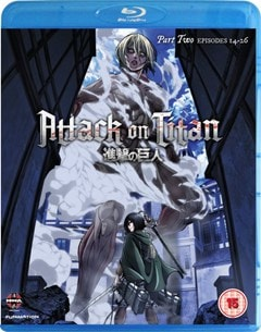 Attack On Titan: Part 2 - 1