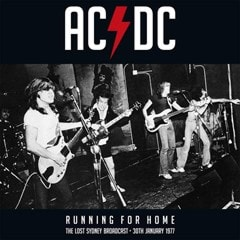 Running for Home: The Lost Sydney Broadcast, 30th January 1977 - 1