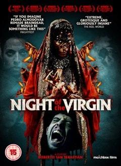 Night of the Virgin - 1