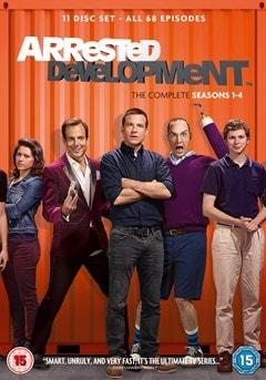 Arrested Development: Seasons 1-4 - 1