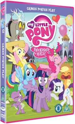 My Little Pony - Friendship Is Magic: Games Ponies Play - 2
