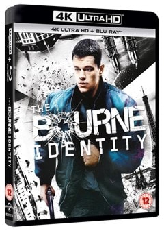 The Bourne Identity - 2