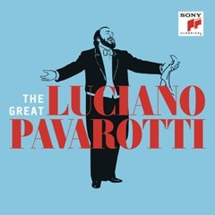 The Great Luciano Pavarotti - 1