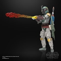 Boba Fett: Deluxe: The Black Series: Star Wars Action Figure - 2