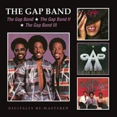 The Gap Band/The Gap Band II/The Gap Band III - 1